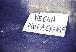 Image result for make a change #